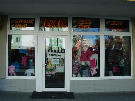 Textil Brno - prodejna Vinohrady