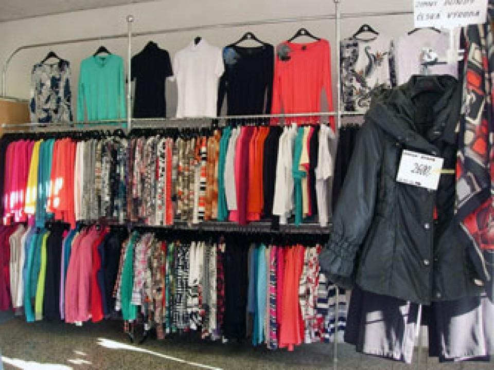Prodejna oblečení Brno